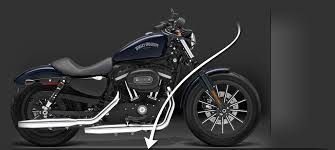 performance machine pm build shop xl 883n iron