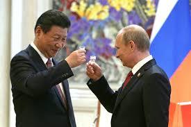 Resultado de imagen para cooperacion china rusia