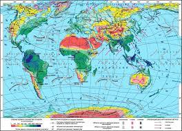 Времена года погода и климат стран мира карта климата в странах мира