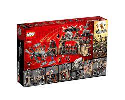 LEGO Set 70655-1 Dragon Pit (2018 Ninjago) | Rebrickable - Build with LEGO