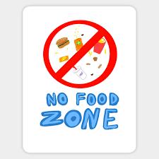 No Food Zone