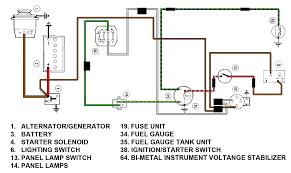 sunpro fuel gauge wiring diagram wwwthesambacom vw forum wire Boat Gauge Wiring Diagram gm 10si 12si alternator wiring 2wire 2154 views wire center u2022 rh prevniga co