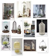 Cloche Design Ideas Cloches Aka Bell Jars Wall Decor Source