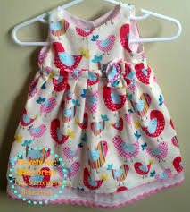 Baby Dress Patterns Adorable Free Baby Dress Pattern The Stitching Scientist