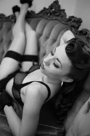 Nicole - Miss Lady Lace - Photography by Ebony Fink - StarNow