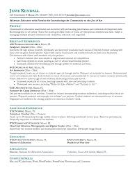 Teaching Assistant Resume Example For Free Resume Infant Teacher