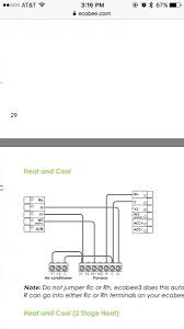 connect bypass humidifier to ecobee 3 thermostat doityourself Ecobee Wiring Diagram connect bypass humidifier to ecobee 3 thermostat ecobee wiring diagram for a heat pump