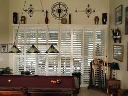 vintage shutters for sliding glass doors