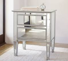 Exciting Lovely Three Drawer Bedside Tables With Mirror Accent Added Mini  Mirrored End Drawers Fbc5e8c7230097ba30522c3b617