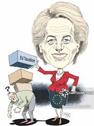 Soon, various images and videos featuring stop sign parodies and ursula von der leyen began to surface on the german web. Ursula Von Der Leyen Cartoons And Comics Funny Pictures From Cartoonstock