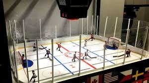 bubble hockey custom build salvage