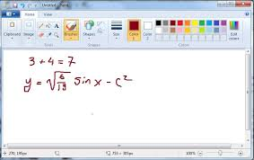 once you create the image of the equation you can add it into your webiste text editor or course management system we use moodle at smu so i will refer