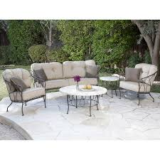 Medina 5 piece Patio Cuddle Chat Collection
