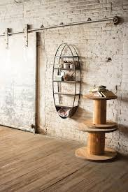 Oval Floating Shelves Stunning Lynnhurst Metal And Wood Oval Wall Floating Shelf Bedroom Ideas