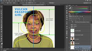 2x2 Passport Photo Template Creating The Perfect Passport Photo Photoshop Lynda Com Youtube