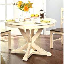 white round dining table ikea white round dining table simple living vintner country style antique white