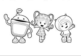 Small Picture Team Umizoomi Coloring Page Excellent With Team Umizoomi Coloring