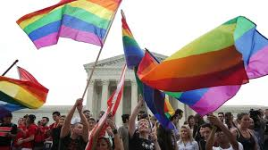 Legalisation of gay marriages
