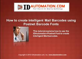 USPS Barcode FAQ & Tutorial | BarcodeFAQ.com
