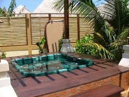 Outdoor Spa Design Ideas Outside Jacuzzi Tubs Us Including Wonderful Outdoor  Spa Design Ideas Inspirations Best