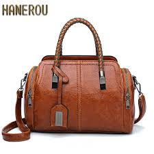 <b>2019</b> New Fashion <b>Handbags</b> PU Leather <b>Women</b> Shoulder Bags ...
