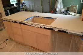 poured concrete countertops cost pour in place concrete part 2