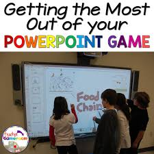 Getting The Most Out Of Your Classroom Powerpoint Games