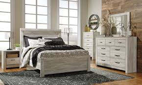 Bellaby White Panel Bedroom Set - 1StopBedrooms.