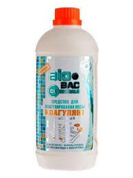 <b>Средство для бассейна</b>, коагулирующее средство, 1л BIOBAC ...