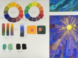 Introduction To The Color Wheel Color Theory Watercolor