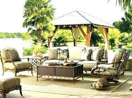 Back Deck Furniture Outdoor Designs  Ideas Lush Design Rustic   Small47