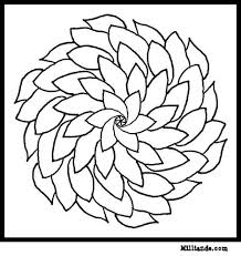 Color Sheets Flowers
