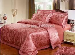 twin full queen king silk bedding comforter quilt duvet cover sets