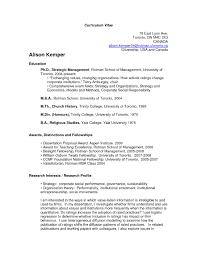 Cv Vs Resume In Canada Cv Vs Resume Examples Resume Samples Word