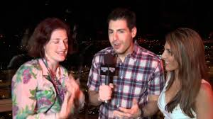 Survivor Christy Smith interview - Pechanga Casino - YouTube