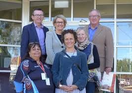 We have good people working but that doesn't stop it getting out of control if we become complacent. Nsw Health Minister Visits The Centre For Remote Health Flinders Nt News