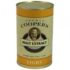 Coopers Light Liquid Malt Extract Coopers Light Malt Extract For Home Brew Beer