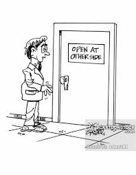 open door policy cartoon 16 of 69