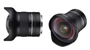 at last year s photokina samyang showed off the world s widest lens for full frame dslrs and now it s officially announced the samyang 10mm f 3 5 is