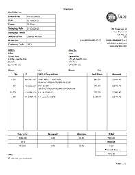 Purchase Order Invoice Template Purchase Order Template Po Template Sample Purchase Order