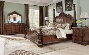 Bedroom Design: Elegant Wooden Bedroom Furniture Sets King With Black Bedroom  Sets Ideas With Floral