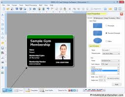 Make An Id Card Id Cards Maker Software Make Identification Cards Identity