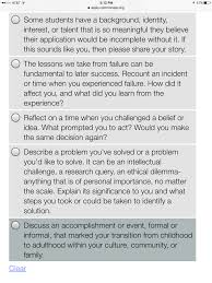 college entry essay prompts common app essay prompts help popular college application