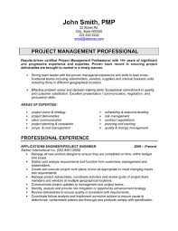 Project engineer resume and get inspired to make your resume with these  ideas 3