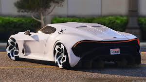 Bugatti will practically do whatever a customer wants to a car. Bugatti La Voiture Noire 2019 Replace For Gta 5