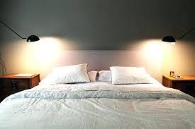 Wall Sconces Bedroom Custom Design