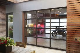 Insulated Glass Garage Doors Modern Design Classy Door Design
