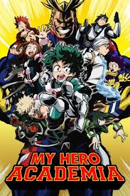<b>My Hero</b> Academia | <b>Anime</b>-Planet