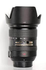 List Of Nikon F Mount Lenses With Integrated Autofocus Motor