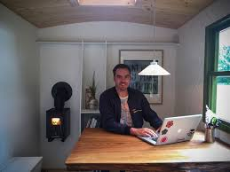 tiny office. Tiny Office Ikke En Pind « Inhabitat \u2013 Green Design, Innovation, Architecture, Building L